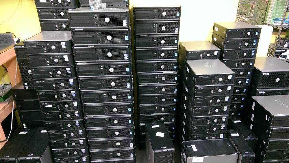 Vente-se CPU HP, Dell Vostro, Desktop