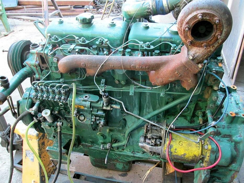 Piese de motor Volvo TD60B