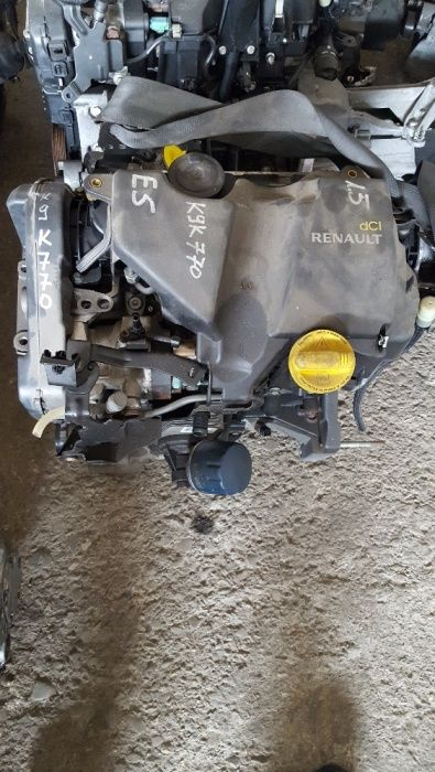 motor renault laguna 1,5dci euro5