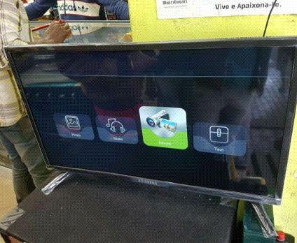 Smart Tv Samsung De 32 Polegada