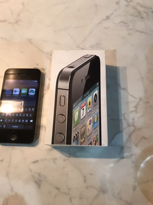 Xbiz IPhone 4s de 32gb memória semi novo