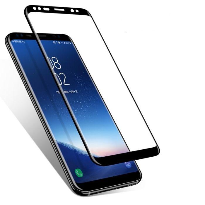 Folie sticla 5D Samsung Galaxy Note 8 , Full Glue