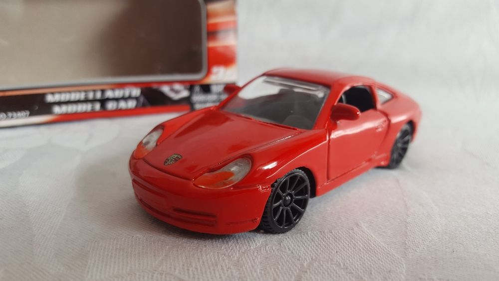 Macheta New Porsche 911 Scara 1:43
