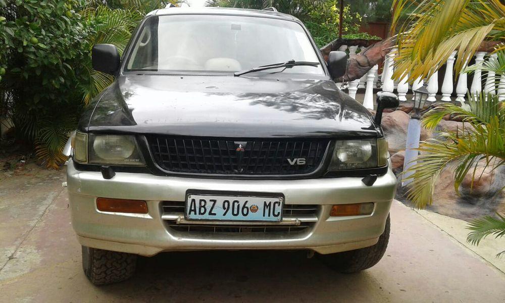 Mitsubishi Challenger V6 ...pi.1.85