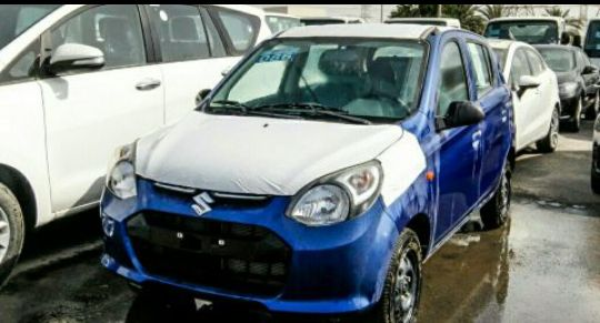 Suzuki Alto/800