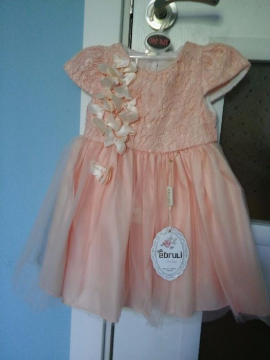 Нови бебешки/ детски рокли