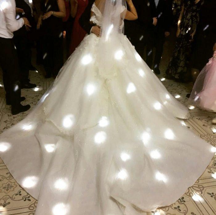 Продам пышное итальянское свадебное платье