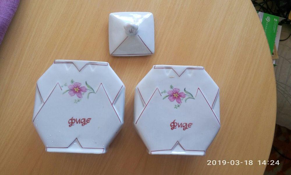 Порцеланови кутии за подправки