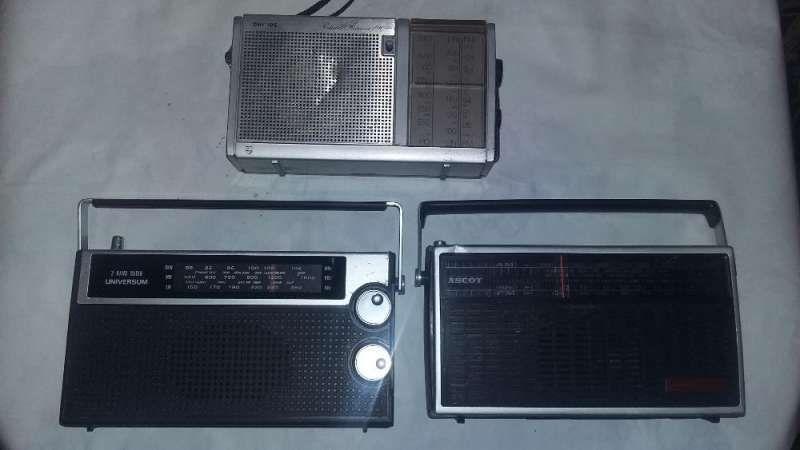 Продавам преносими радиоприемници