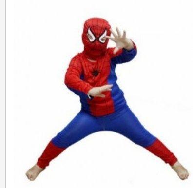 Costum SpiderMan/Ben 10 pt 2-8 ani