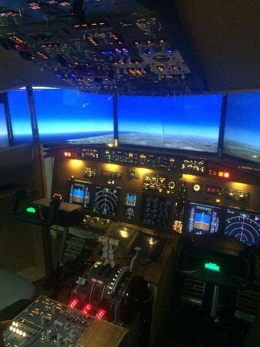 Paineis de Simulação de Voo-FSX, P3D & X-Plane - Home Cockpit