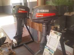 Motor de barco Yamaha novo