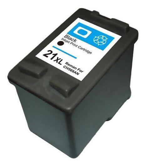 Глава за HP 21XL 23ml 745k чернa мастило (C9351CE) за HP DJ3940 PSC14