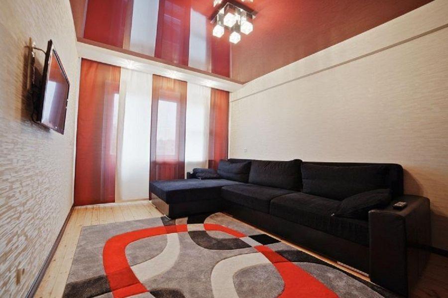 2х-3х-комнатная квартира посуточно