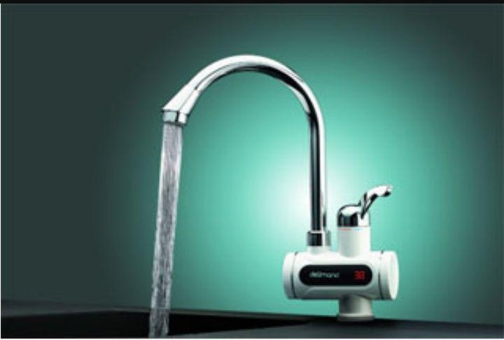 Кран водонагриватель