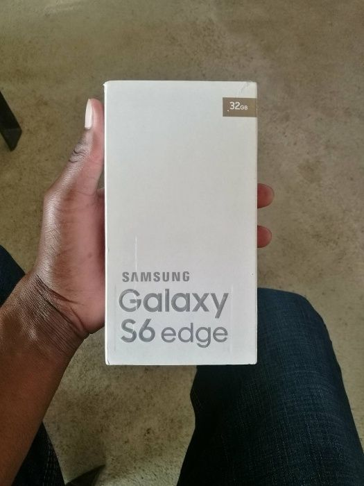 Samsung Galaxy S6 Edge 32Gb Sealed Available in colors