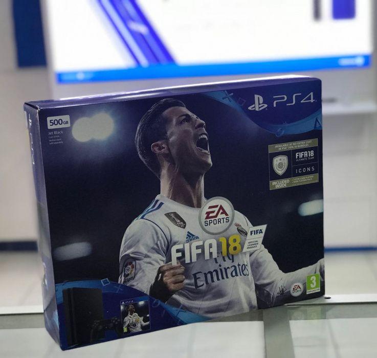 Consolas novas seladas PS4 500GB