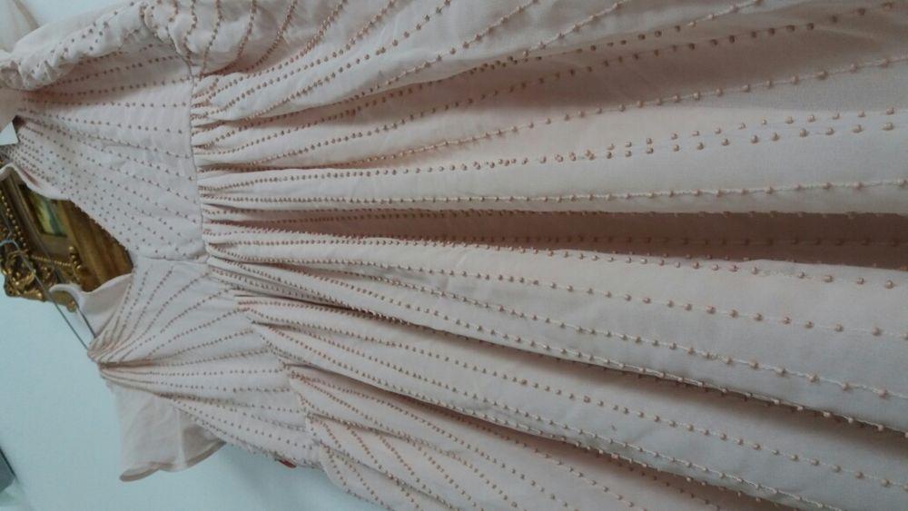 Rochie cu margelute