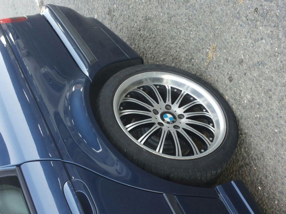 BMW e39 Супер! Джанти18цоола