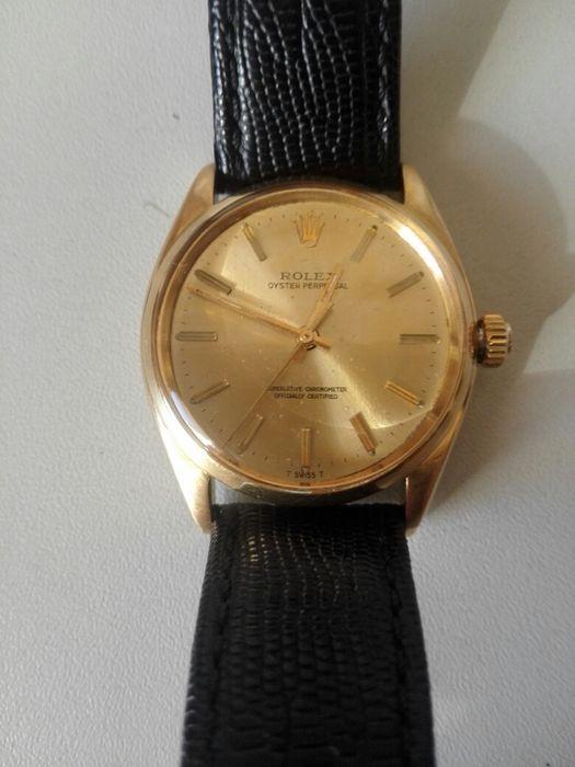 Vind ceas original Rolex Oyster Perpetual