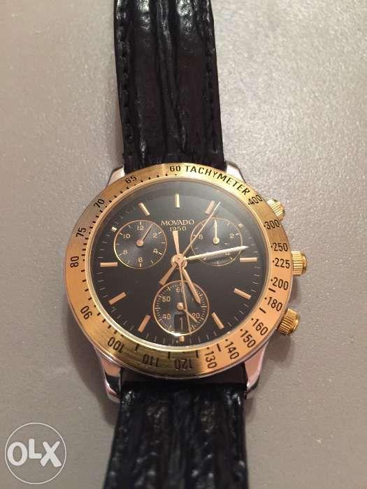 Vind ceas barbati Movado 1950 Quartz Chronograph