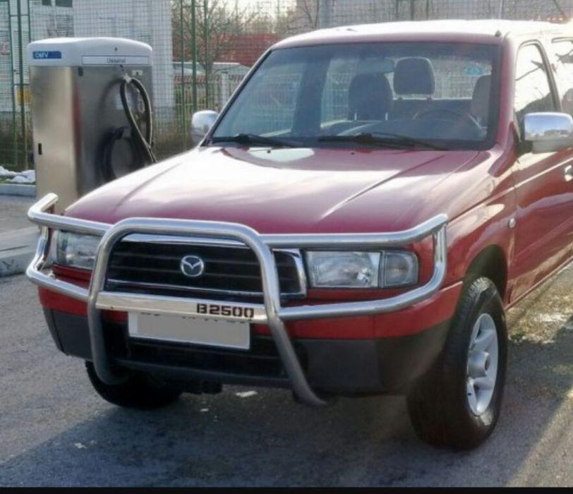Rezervor motorina ford ranger/ Mazda B2500