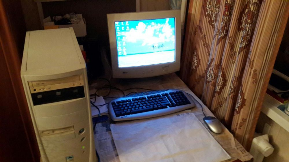 Срочно Продам Хороший Компьютер для Дома и Офиса! Торг Уместен!