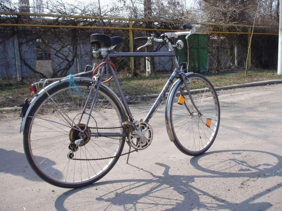 "Bicicleta ""classic easy long ride"" Elvetia Schimb cu laptop min 4gbram"