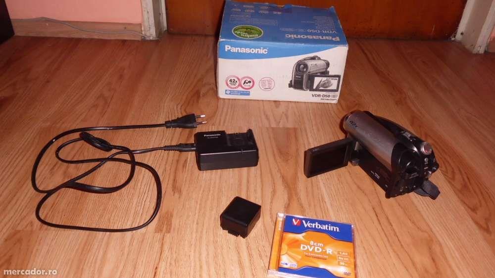camera video Panasonic VDR-D50 42x