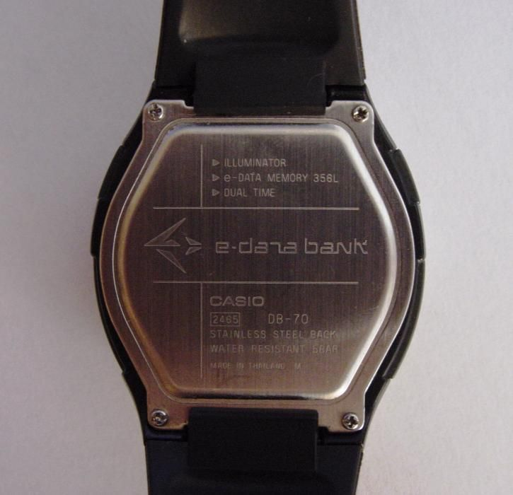 Ceas Casio DB 70