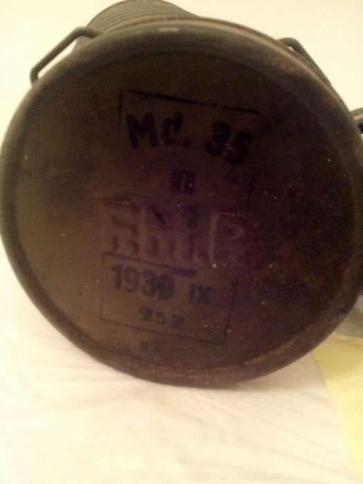 Masca de gaze 1939 Bucuresti - imagine 3