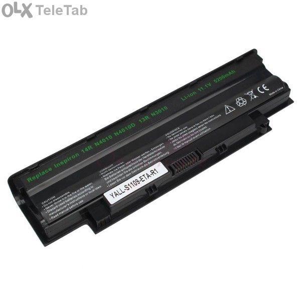 Батерия 5200mah за Dell Inspiron 13r,14r,15r,17r, Vostro 1440,1450,154