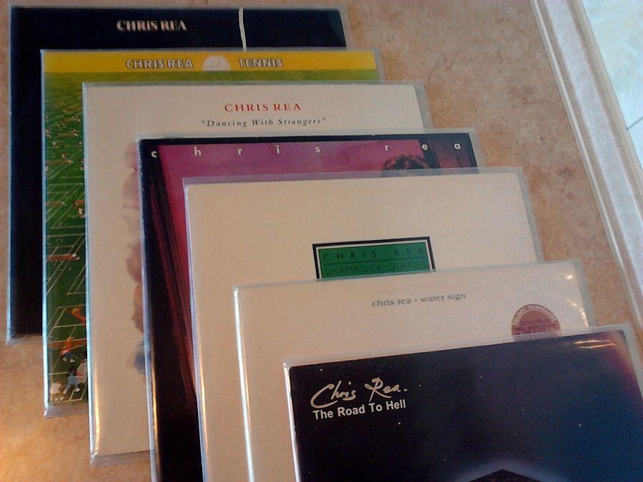 Виниловые пластинки - Chris Rea