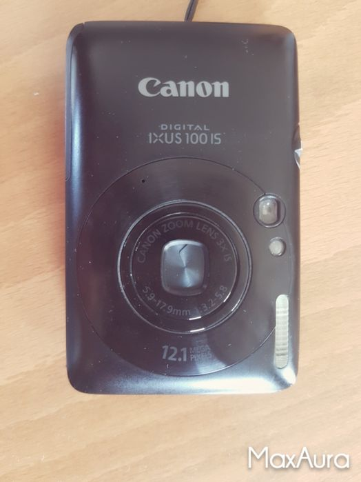 Canon IXUS 100 IS / PowerShot Digital ELPH SD780 IS 12.1MP Digital Cam