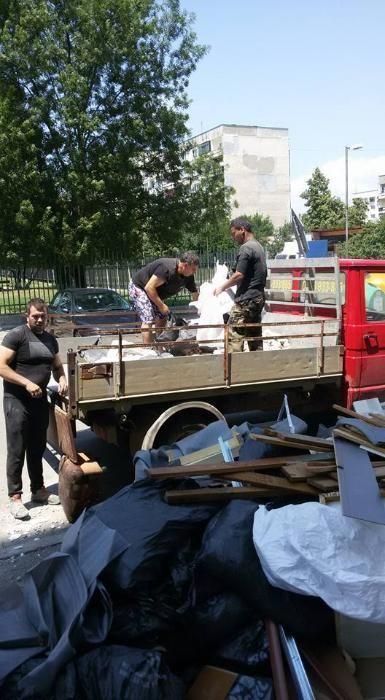 Извозва Отпадъци от мазета тавани дворове жилища товари почиства гр. София - image 2