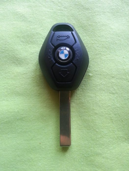Carcasa telecomanda cheie diamant BMW