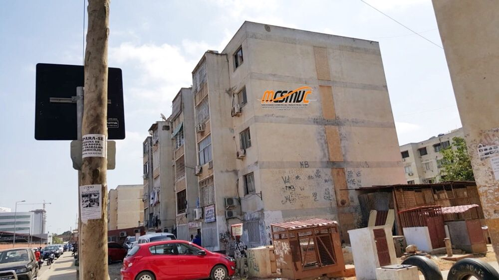 Apartamento T2 Maianga Bairro Mártires
