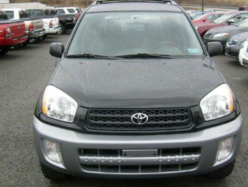 Toyota rav4 á venda