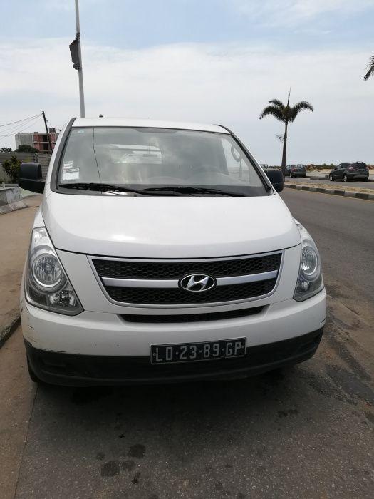 Hyundai H1 3 Lugares