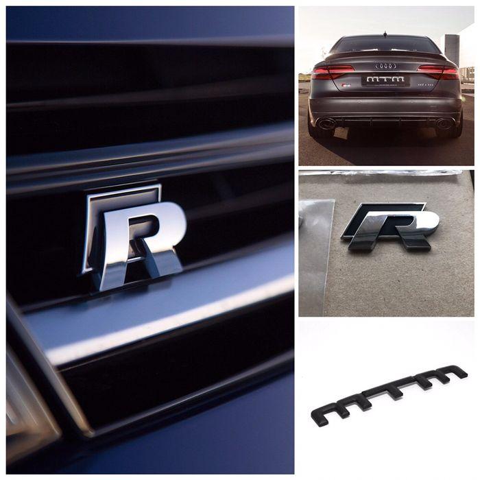 Емблеми Ауди Фолксваген Р лайн МТМ Шкода VW R line MTM Audi Skoda Сеат
