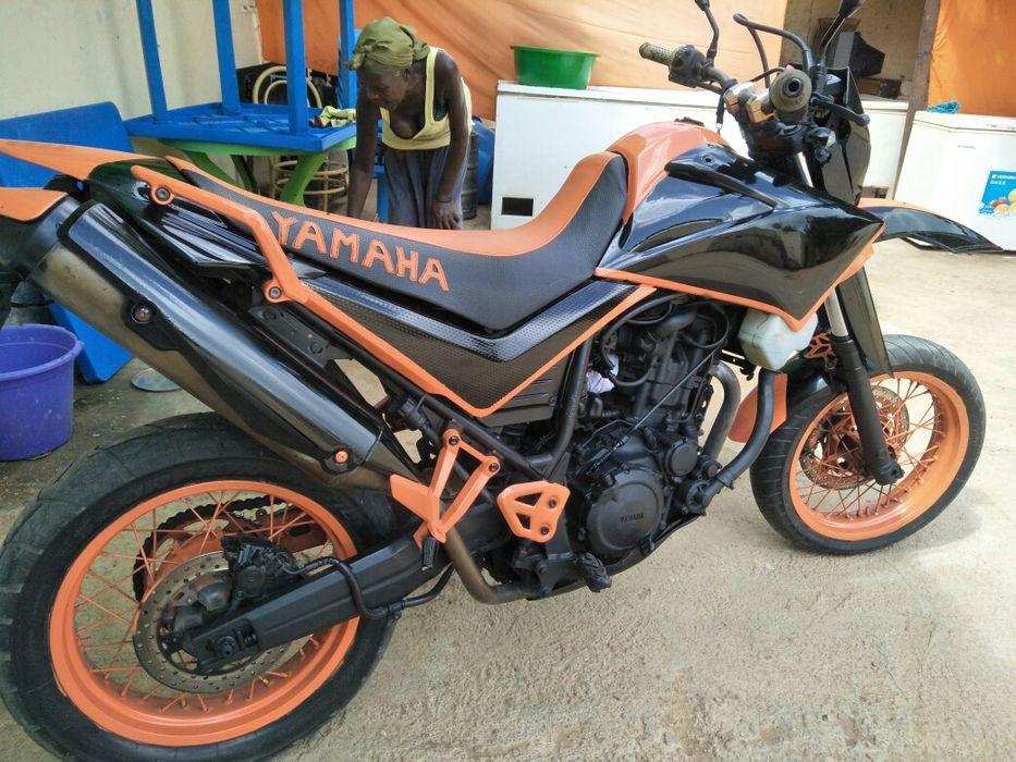 Vendo Ou Troco Xtx 660 Yamaha A minha Mota Com 660 Cilindrada