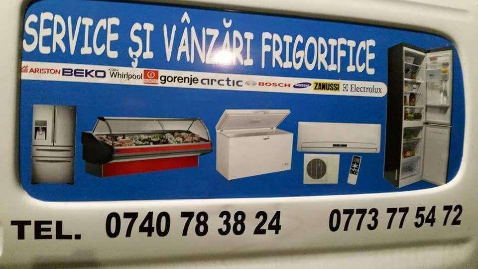 Reparatii frigidere, AER CONDITIONAT service autorizat