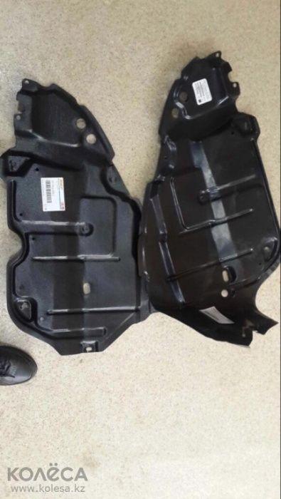 Защита двигателя Тайота Камри 40/Toyota Camry 40/