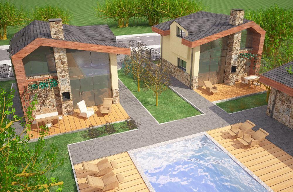 Проект за къща на цени от 2300лв. за всички части. гр. София - image 10