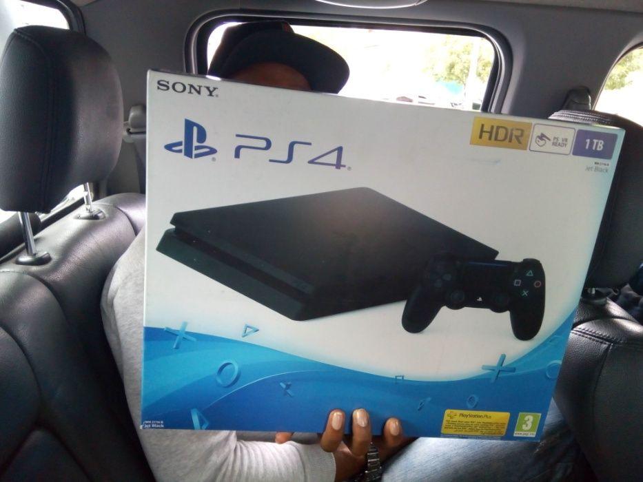 PS4 1TB (selados)