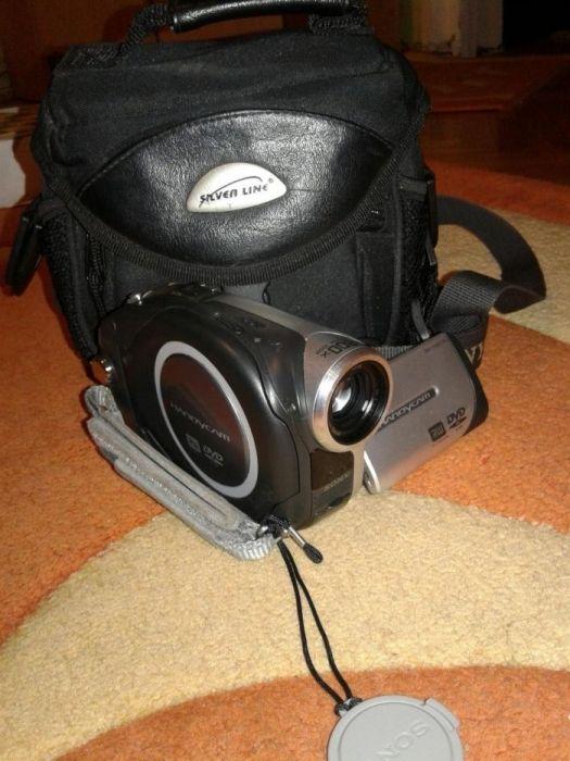 Camera video sony-inregistrare direct pe mini dvd