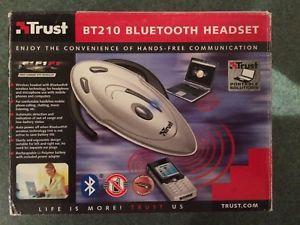 TRUST BT210 Bluetooth Headset. Nou. Ieftin. Sigilat.
