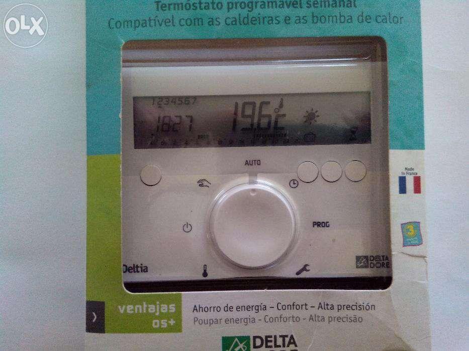 Termostat programabil Delta Dore Deltia 8.0