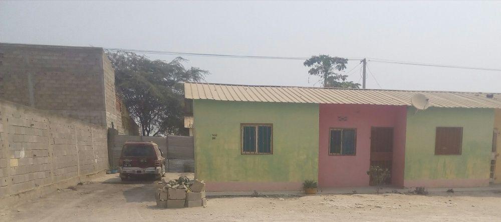 Vende-se está casa Bairro do Panguila Sector 8
