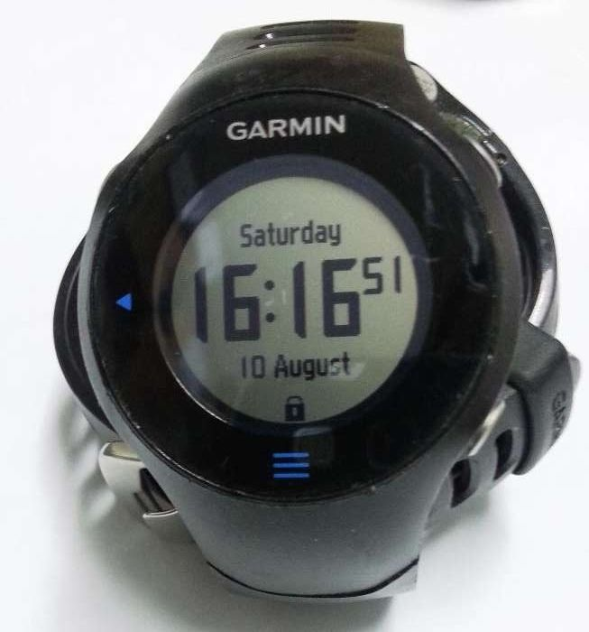 Ceas sport Garmin Forerunner 610, GPS